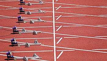Olympia: US-Sprinter ist Top-Favorit beim100-Meter-Lauf