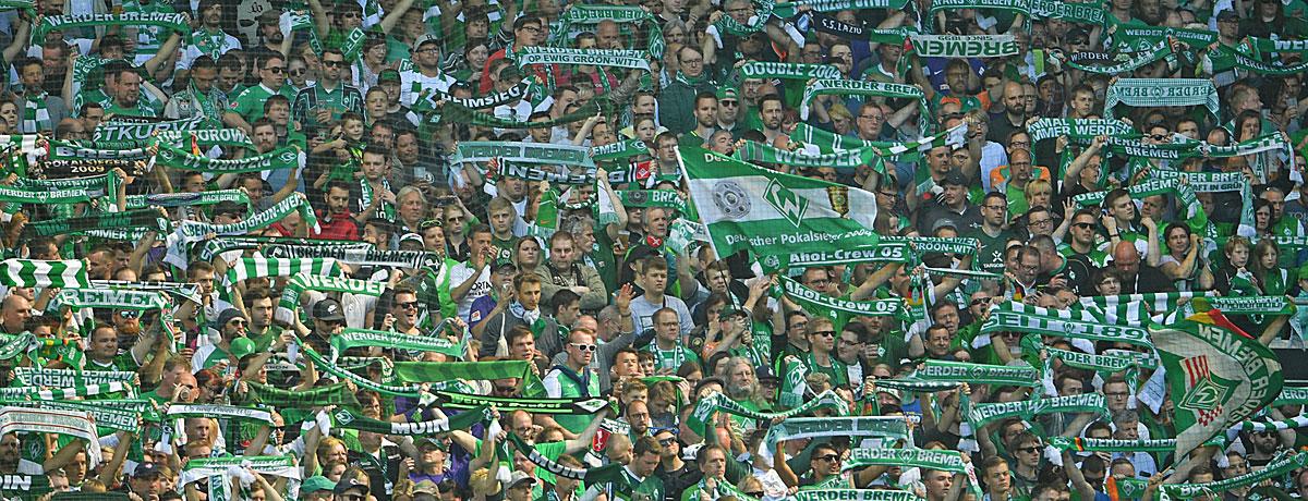 Werder Bremen - Hannover 96: Nordderby zur Prime-Time
