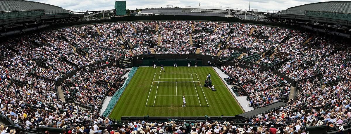 Wimbledon: Wettergott regiert über London