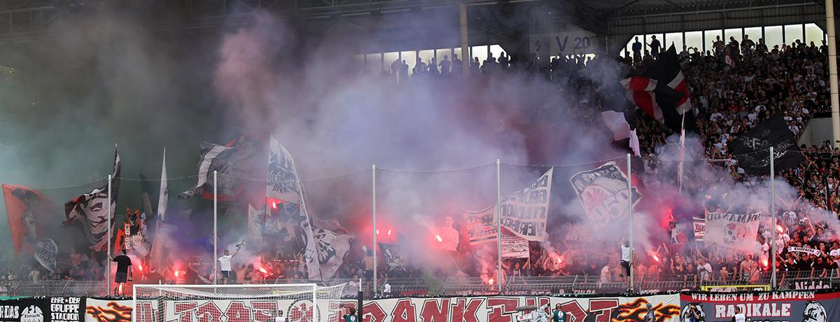 Waldhof Mannheim - Eintracht Frankfurt: Kurpfälzer wollen die Pokal-Revanche