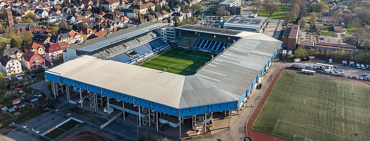Arminia Bielefeld - SC Freiburg Bundesliga 2021/22