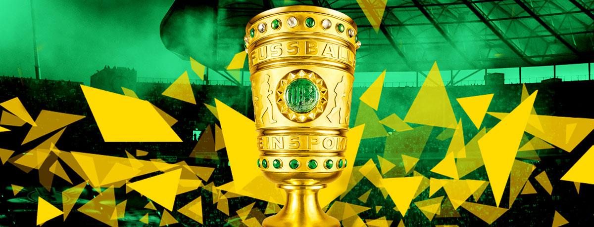 1. Runde DFB-Pokal 2021/22
