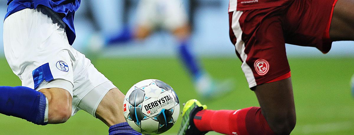 Schalke - Fortuna Düsseldorf 2. Bundesliga 2021