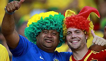 Spanien - Brasilien: Traum-Finale um Gold!