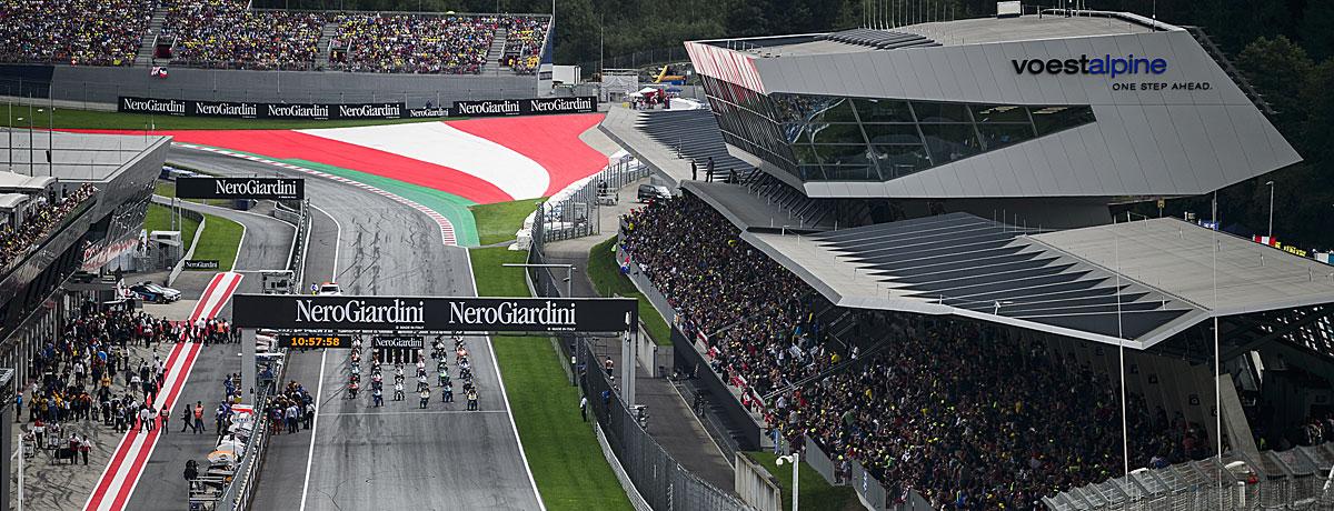 MotoGP: Quartararo peilt ersten Sieg in Spielberg an