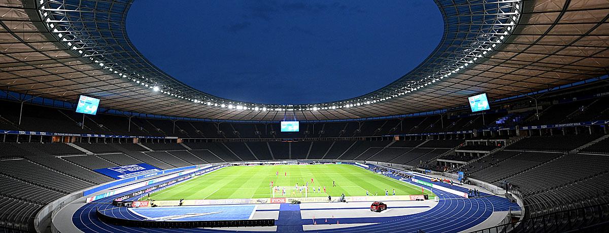 Hertha BSC - VfL Wolfsburg: Der Alten Dame droht historische Pleite