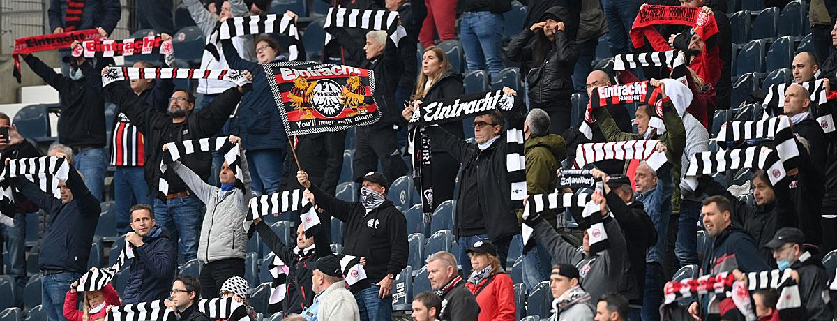 Eintracht Frankfurt - FC Augsburg Bundesliga 2021