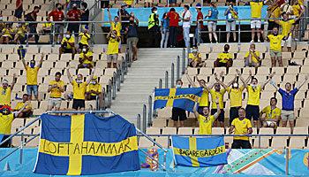 Schweden - Spanien: Duell um Platz 1