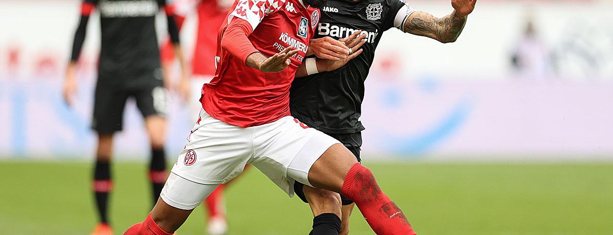 Bayer Leverkusen - FSV Mainz 05 Bundesliga 2021