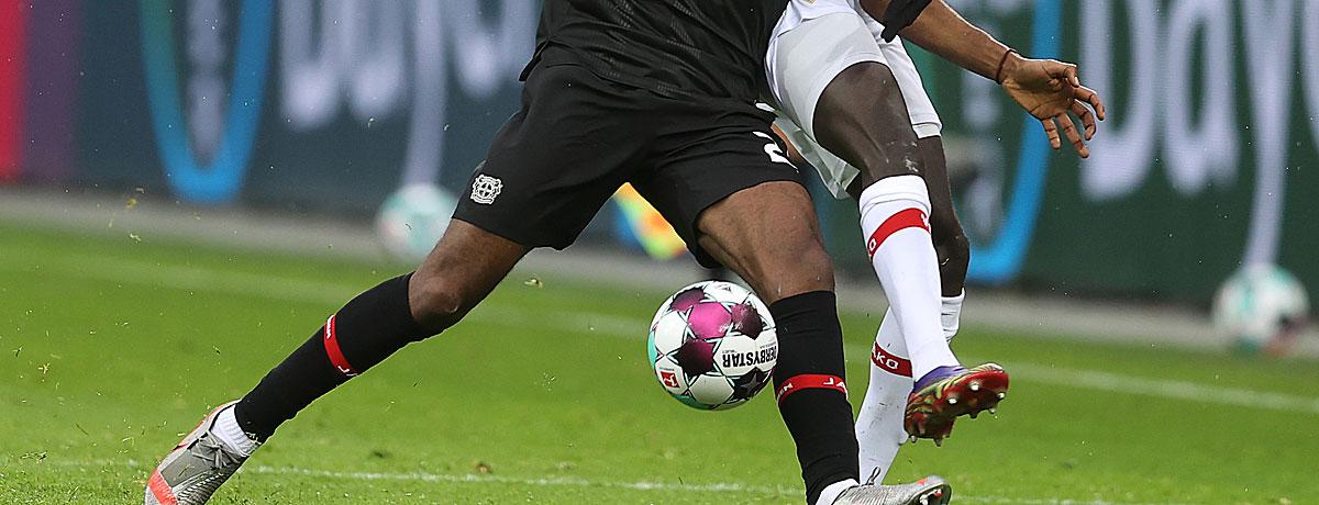 VfB Stuttgart - Bayer Leverkusen Bundesliga 2021
