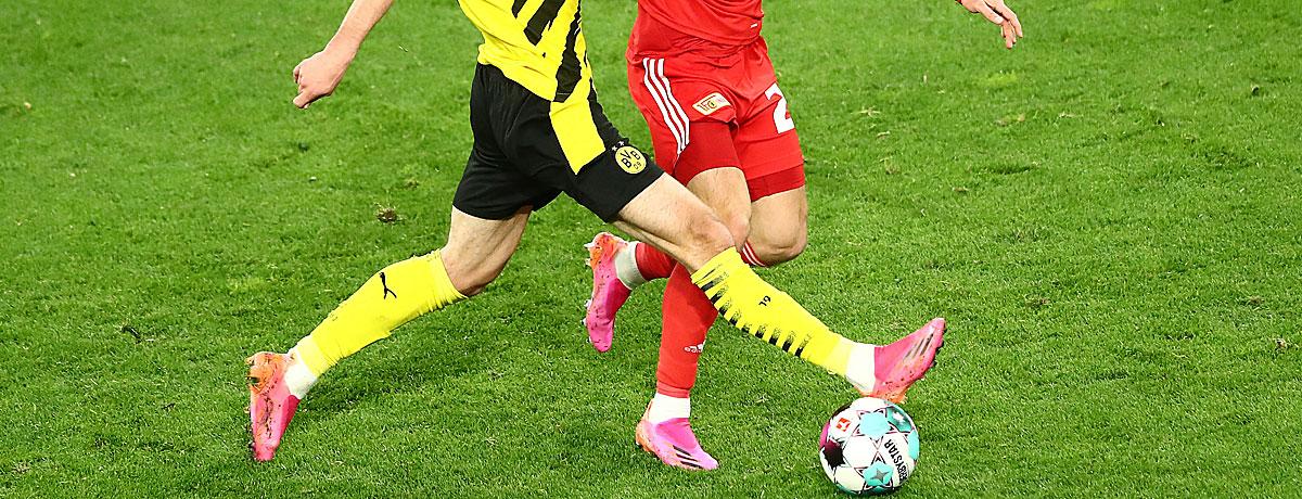 BVB - Union Berlin Bundesliga 2021