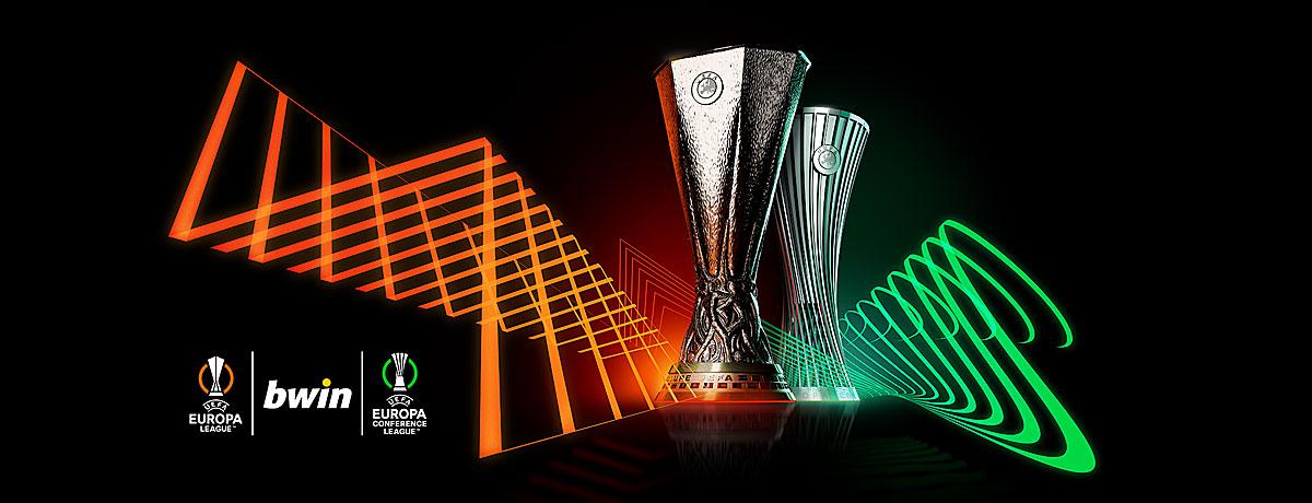 bwin Partner Europa League und Conference League
