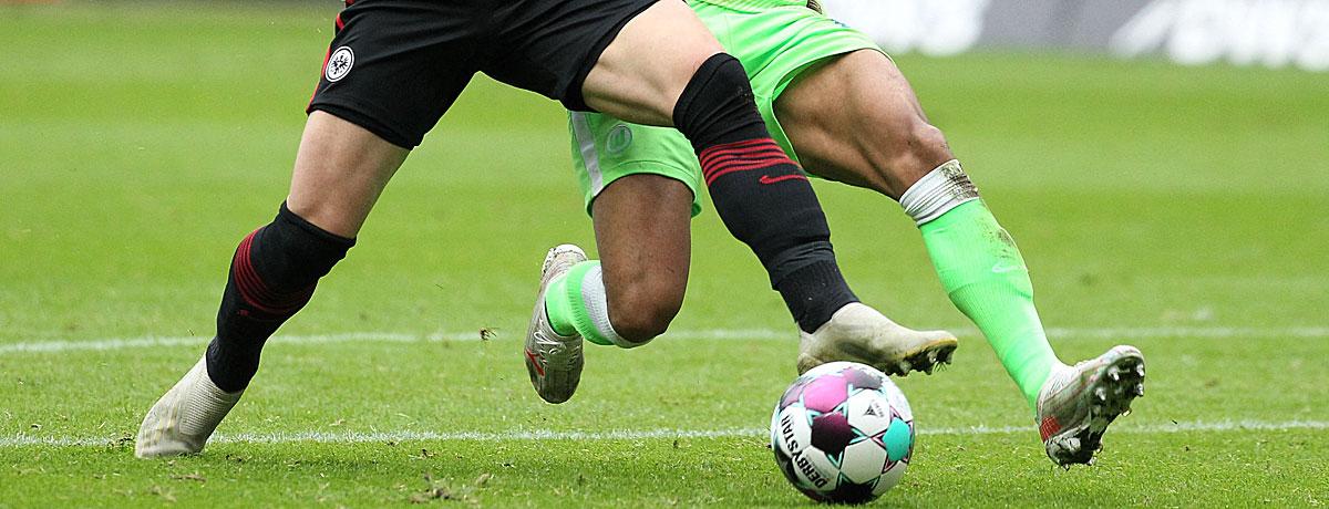 VfL Wolfsburg - Eintracht Frankfurt Bundesliga 2021