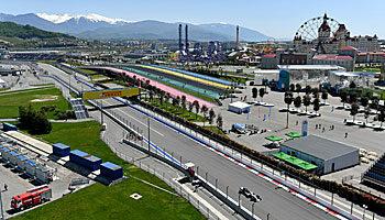 Formel 1 GP von Russland: Mercedes dominiert in Sotschi