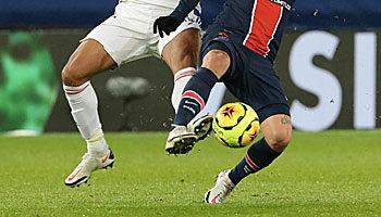 PSG - Olympique Lyon: Gibt es das Premieren-Tor von Messi?