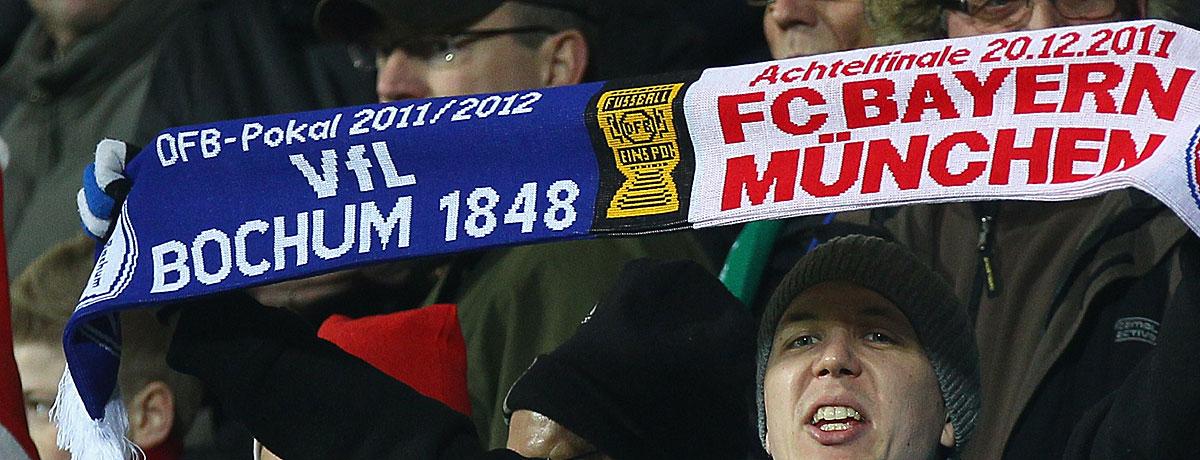 FC Bayern - VfL Bochum Bundesliga 2021