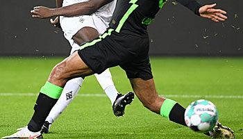 VfL Wolfsburg - Gladbach: Wölfe spielen gerne gegen die Fohlen