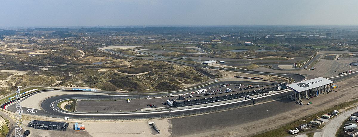 Formel 1 GP der Niederlande