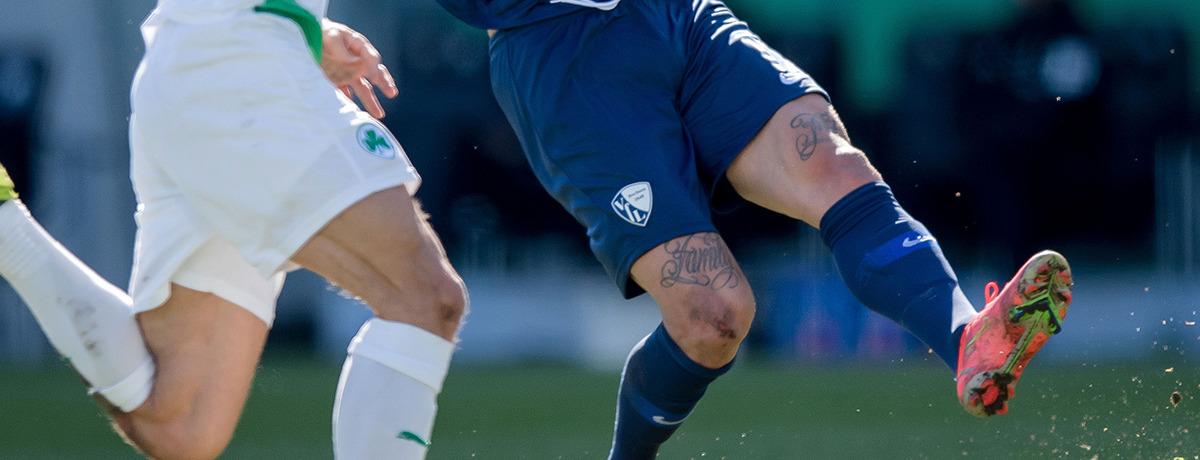 Greuther Fürth - VfL Bochum: Aufsteiger-Duell gegen den Abstieg