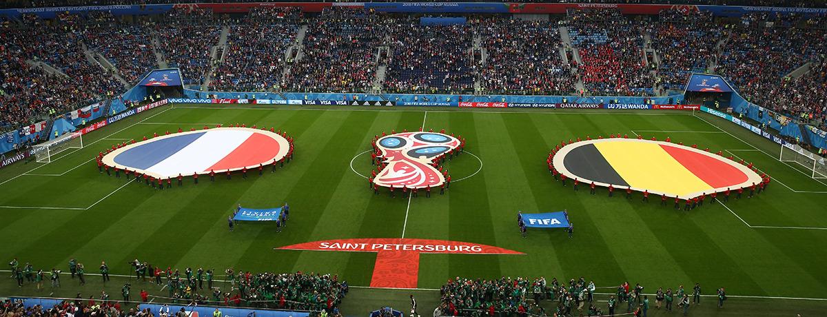 Belgien - Frankreich: Ein wackelnder Weltmeister