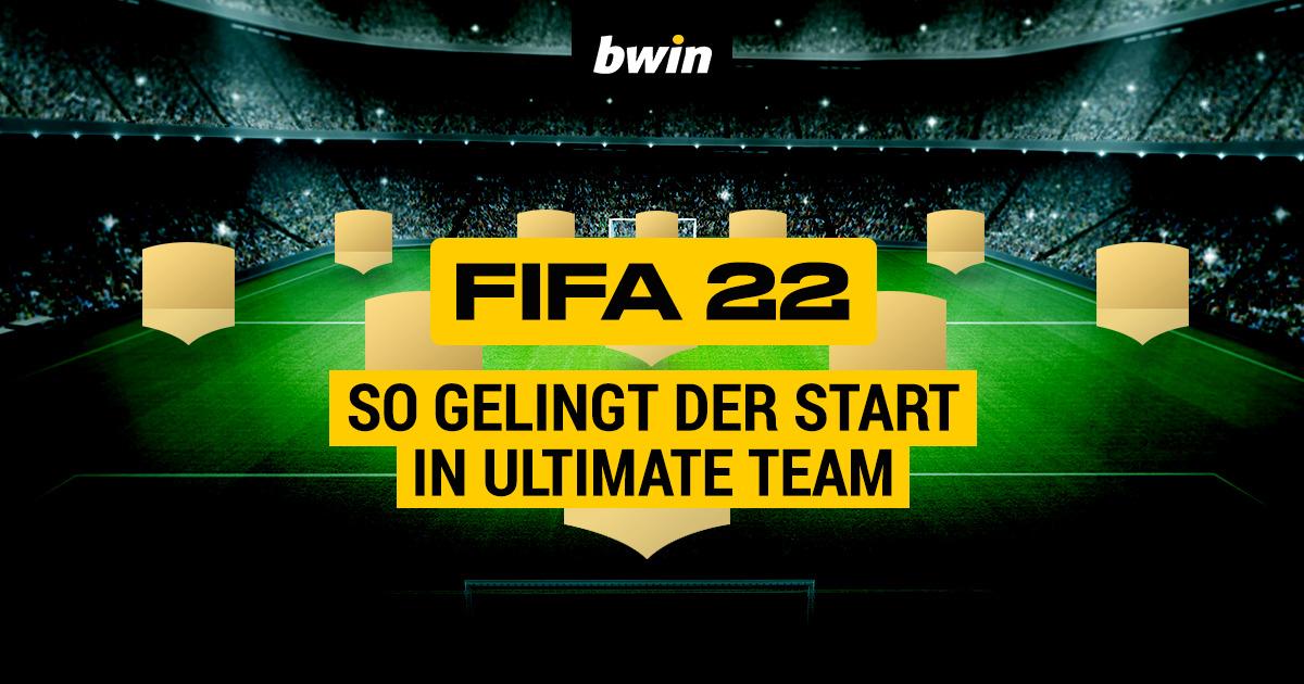 FIFA 22: So gelingt der Start in Ultimate Team