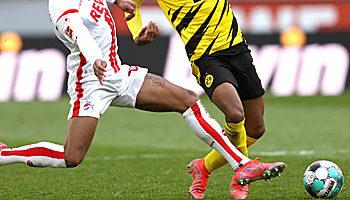 BVB - 1. FC Köln: Dortmund kann den Heimrekord einstellen