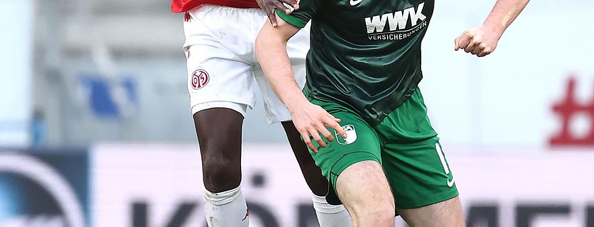 FSV Mainz - FC Augsburg Bundesliga 2021