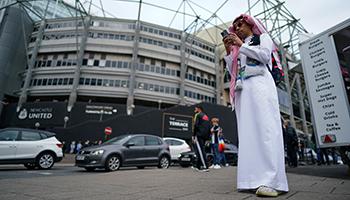 Newcastle United: Reich dank Scheich
