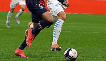 Olympique Marseille - PSG: Kann OM für Spannung sorgen?