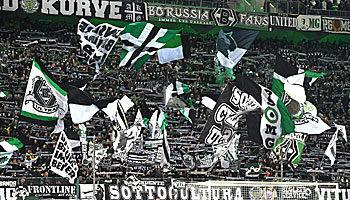 Gladbach - FC Bayern: Herkulesaufgabe für die Borussia