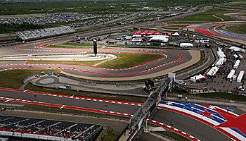 Formel 1 GP der USA: Mercedes dominiert in Austin