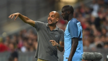 Manchester City vs Manchester United: primer duelo entre Guardiola y Mourinho