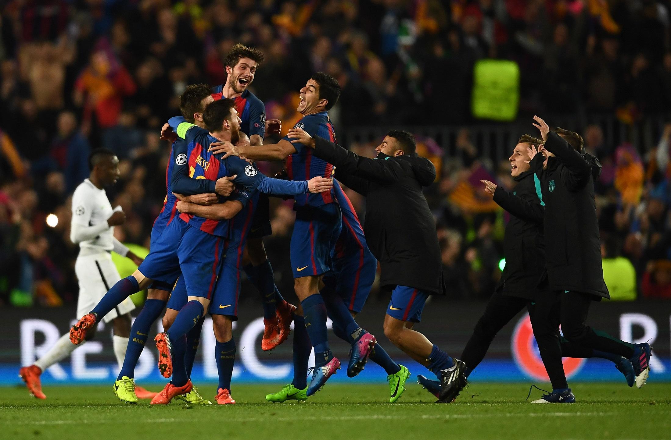¿Cuánto sabes sobre las grandes remontadas de la Champions League?