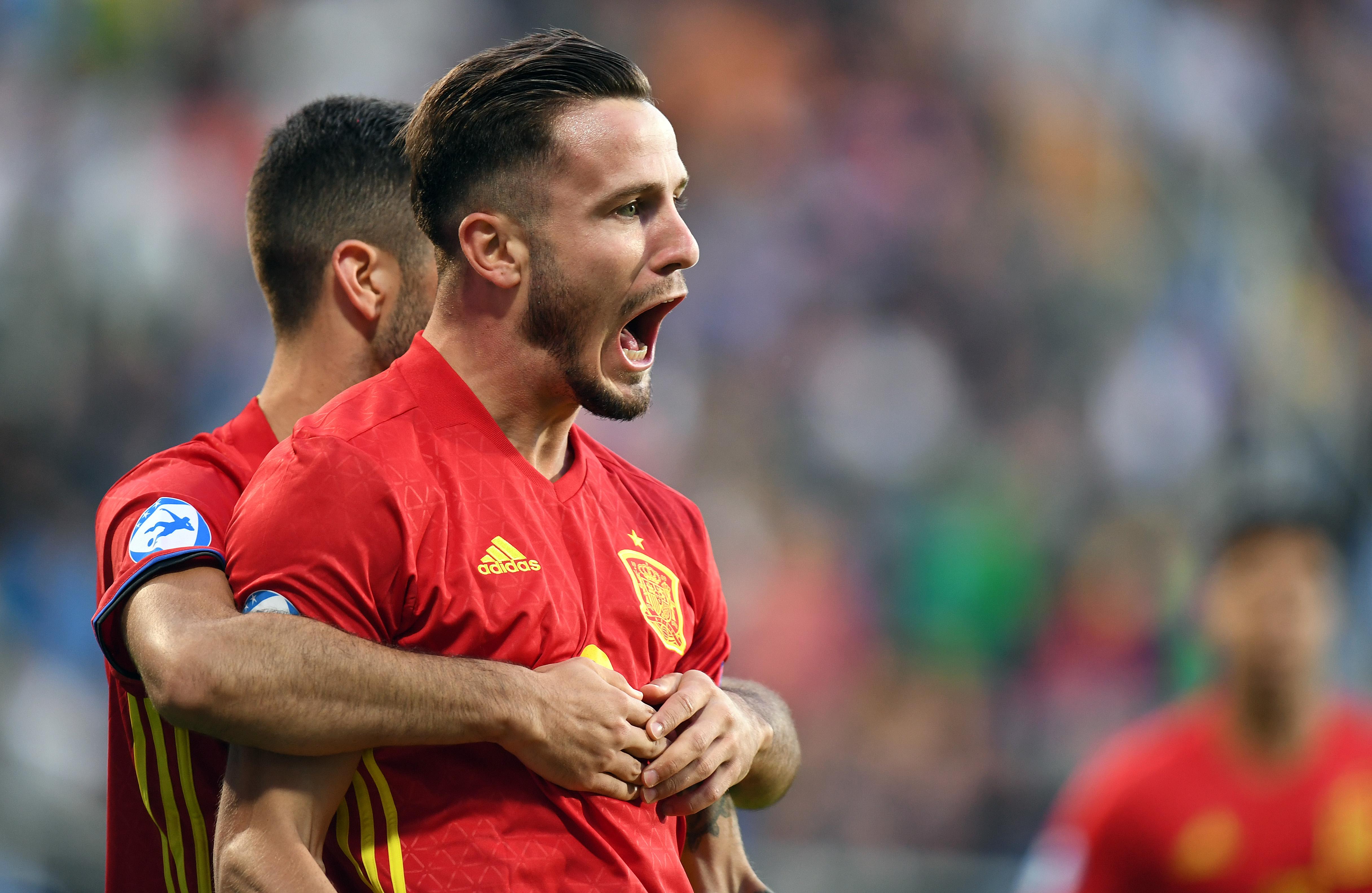 Saúl y sus golazos 'abrelatas' con el Atleti… y España sub-21