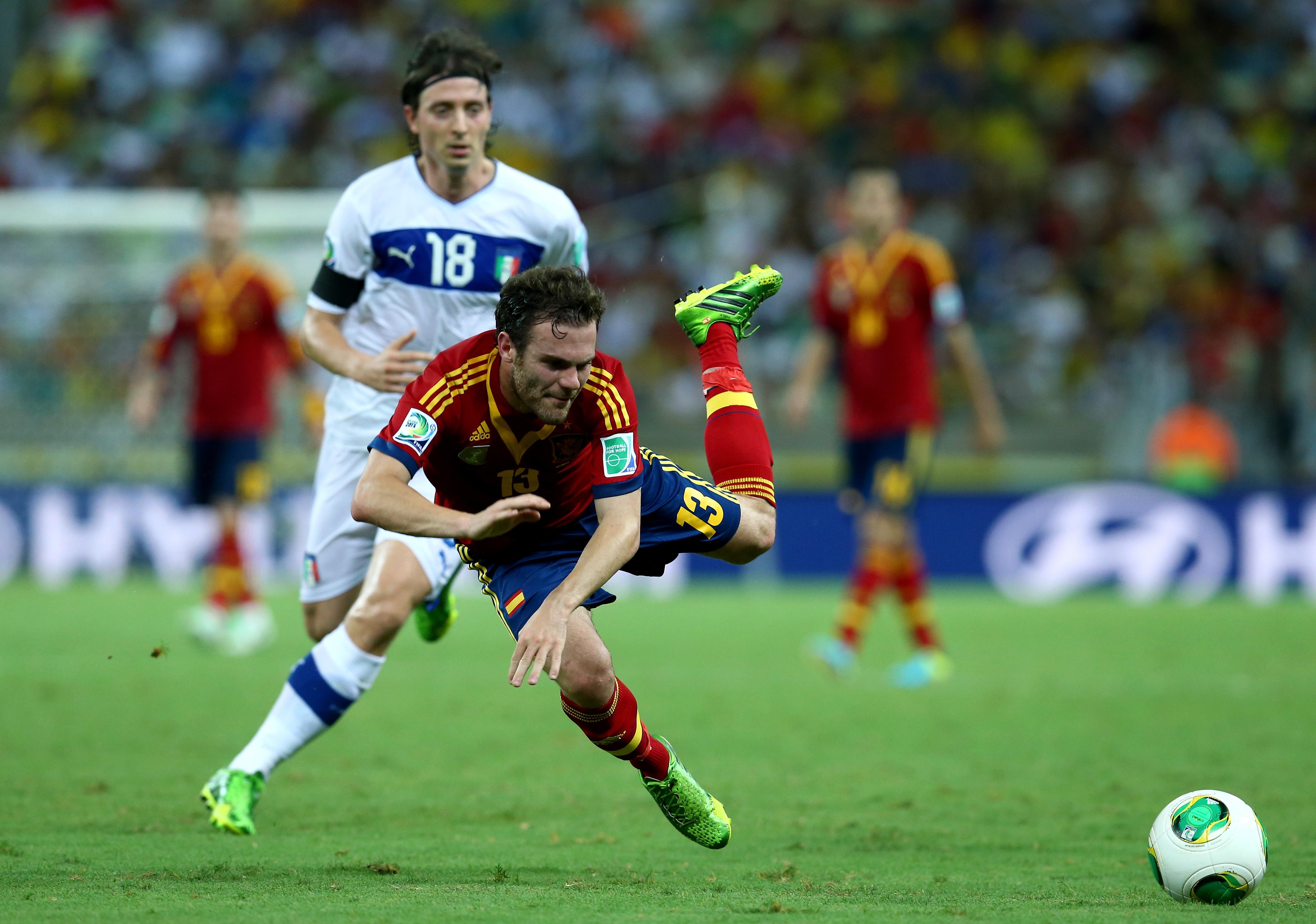 España vs Italia: un reinado 'local'