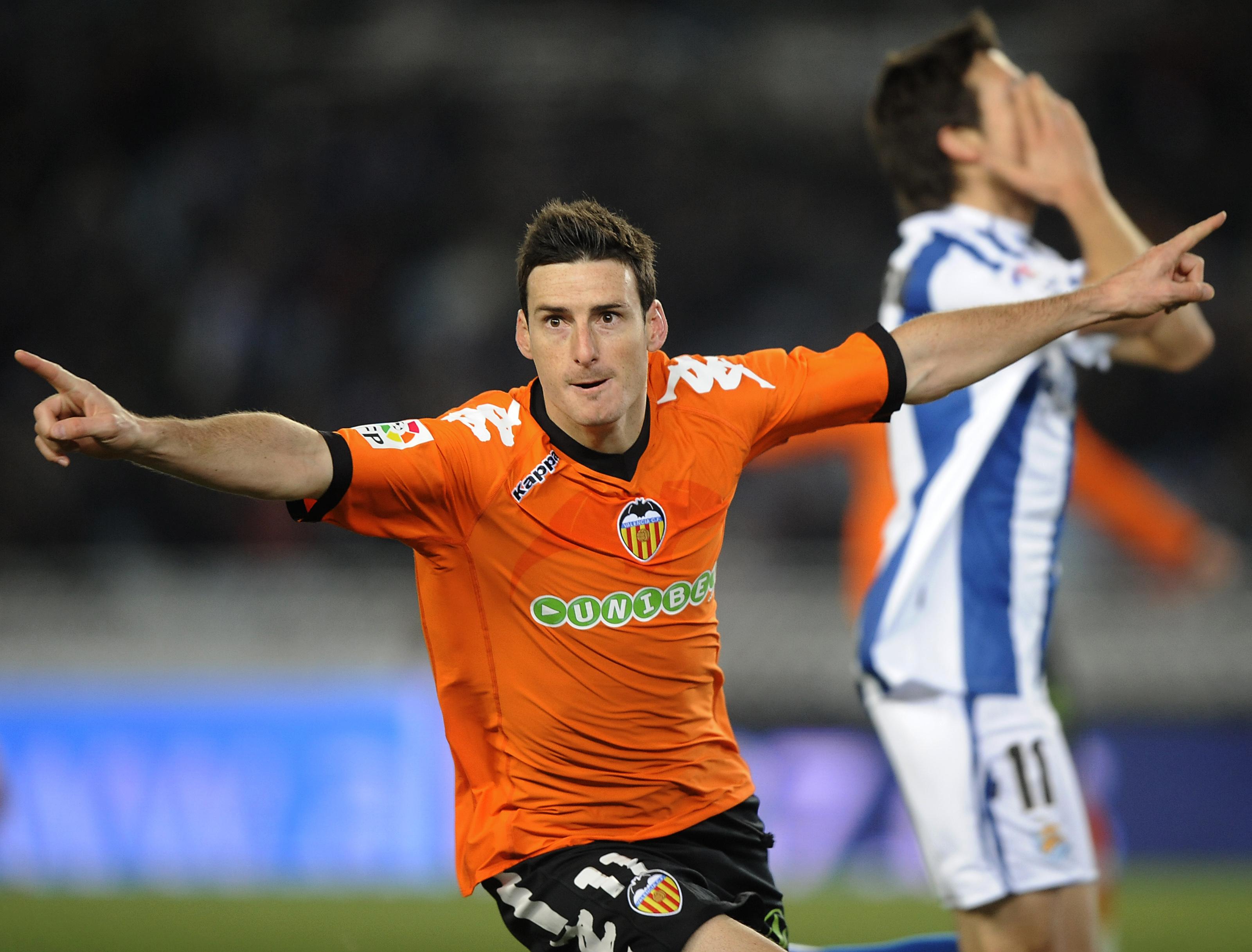Real Sociedad vs Valencia: la suerte che se esfumó… ¡con Aduriz!