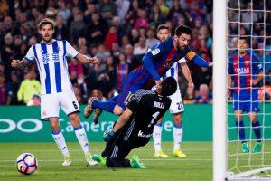 Real Sociedad vs Barcelona: ¿nuevo récord o primera derrota?