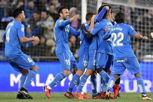 Getafe vs Málaga: el 1-0 es ya una rutina en el Coliseum