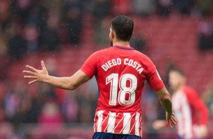 Atlético vs Sevilla: temor a Diego Costa y morbo con Vitolo