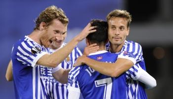 Real Sociedad-Salzburg: Europa como bálsamo