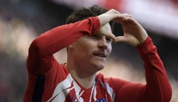 Atlético de Madrid-Copenhague: ¿minutos y goles para Gameiro?