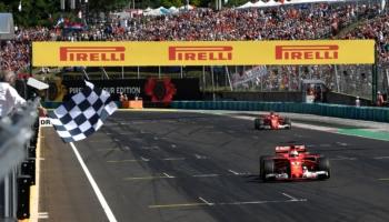 Normas de seguridad y banderas en Fórmula Uno