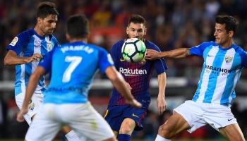 Málaga-Barcelona: aquí se ganan y se pierden ligas
