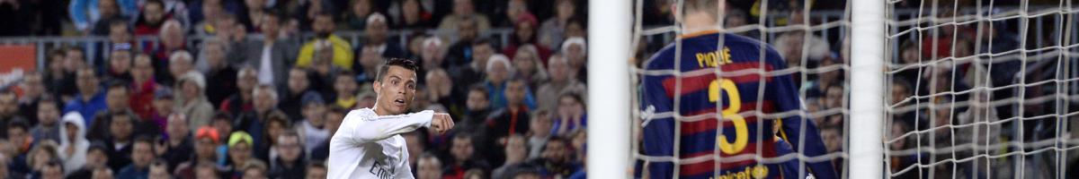 Cristiano Ronaldo vs Barcelona