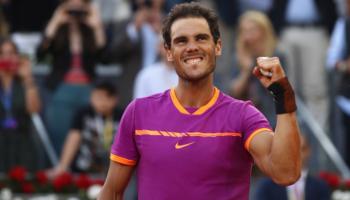 Masters 1000 de Madrid: Nadal vuelve a ser la apuesta más segura