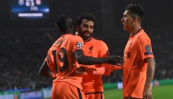 Salah, Firmino y Mané hacen historia con el Liverpool y amenazan al Madrid