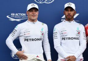 Fórmula 1: GP de Austria, territorio Mercedes