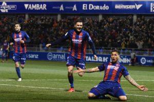 Huesca: un novato en Primera