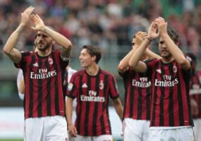 El Milan podrá jugar la Liga Europa
