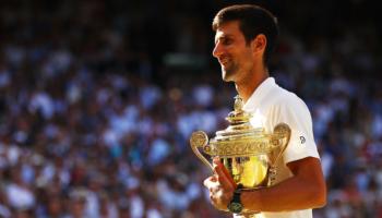 Un renacido Djokovic gana Wimbledon y ya es favorito al US Open